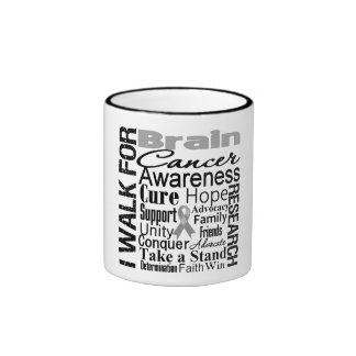 Brain Cancer Awareness Walk Mug