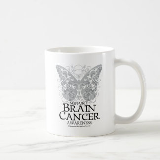 Brain Cancer Butterfly Coffee Mug
