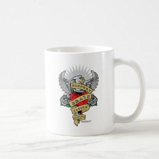 Brain Cancer Dagger Coffee Mug
