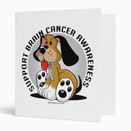 Brain Cancer Dog Binder