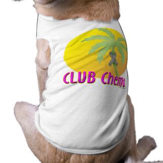 Brain Cancer Dog Shirt