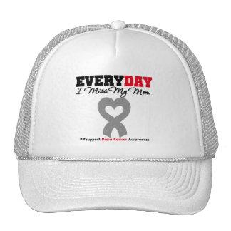 Brain Cancer Every Day I Miss My Mom Trucker Hat