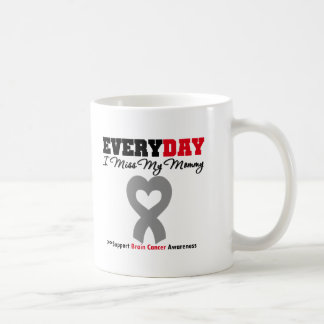 Brain Cancer Every Day I Miss My Mommy Mug