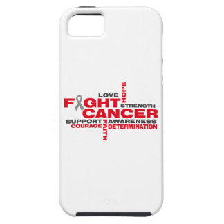 Brain Cancer Fight Collage iPhone 5 Covers