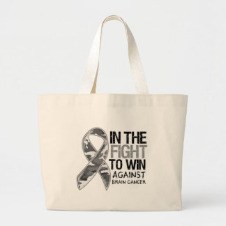 Brain Cancer - Fight To Win Bags