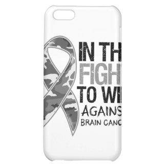 Brain Cancer - Fight To Win Cover For iPhone 5C