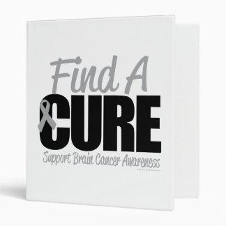 Brain Cancer Find A Cure Binder