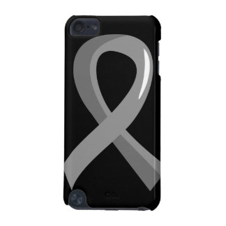 Brain Cancer Grey Ribbon 3 iPod Touch (5th Generation) Covers