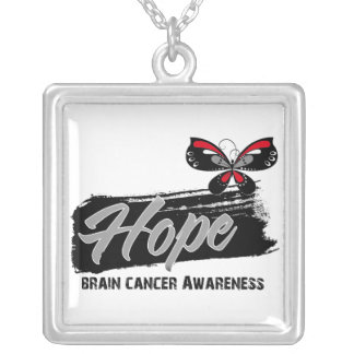 Brain Cancer Hope Butterfly Jewelry