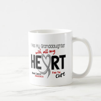 Brain Cancer I MISS MY GRANDDAUGHTER Coffee Mugs