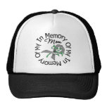 Brain Cancer In Memory of My Mom Mesh Hat