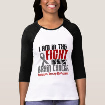 Brain Cancer IN THE FIGHT 1 Best Friend T-Shirt