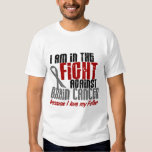 Brain Cancer IN THE FIGHT 1 Father Shirt