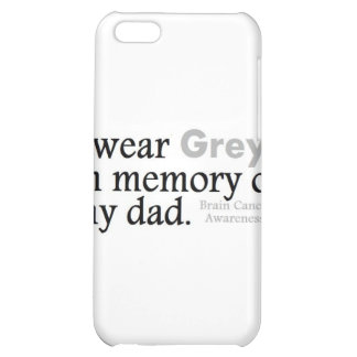 Brain Cancer iPhone 5C Covers