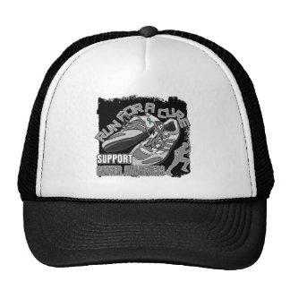 Brain Cancer - Men Run For A Cure Trucker Hats