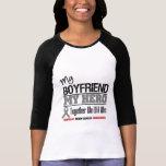 Brain Cancer My Boyfriend My Hero Tee Shirt