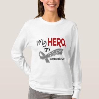 Brain Cancer MY HERO MY DADDY 42 T-Shirt