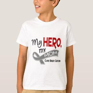 Brain Cancer MY HERO MY MOM 42 T-Shirt