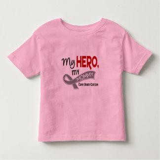 Brain Cancer MY HERO MY MOMMY 42 Toddler T-shirt