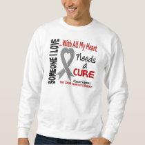 Brain Cancer Needs A Cure 3 Sweatshirt