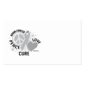 Brain Cancer PLC Business Cards