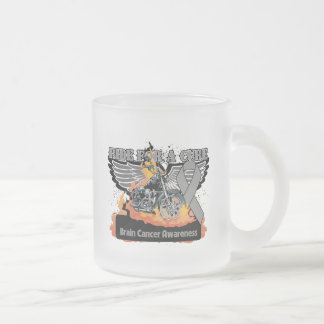 Brain Cancer Ride For a Cure Coffee Mugs
