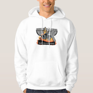 Brain Cancer Ride For a Cure Hoodie