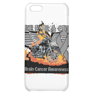 Brain Cancer Ride For a Cure iPhone 5C Cover