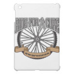 Brain Cancer Ride For Cure iPad Mini Cases