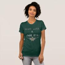 Brain Cancer Rock Star Ladies Jersey T-Shirt