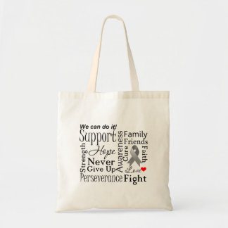 Brain Cancer Supportive Words Bags