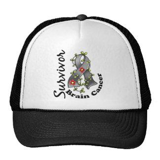 Brain Cancer Survivor 15 Hats