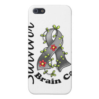 Brain Cancer Survivor 15 iPhone 5 Covers