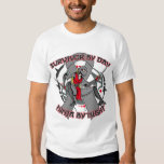 Brain Cancer Survivor By Day Ninja By Night T-Shirt
