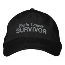 Brain Cancer Survivor Cap