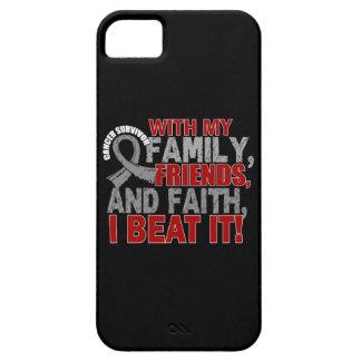 Brain Cancer Survivor Family Friends Faith iPhone 5 Covers