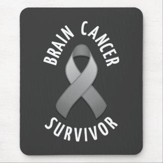Brain Cancer Survivor Mousepad
