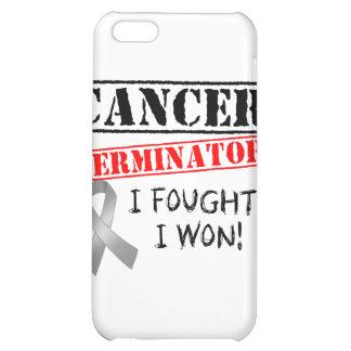 Brain Cancer Terminator Case For iPhone 5C