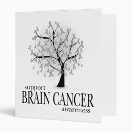 Brain Cancer Tree Binder