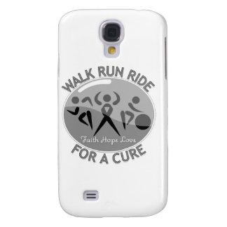Brain Cancer Walk Run Ride For A Cure Samsung Galaxy S4 Cover