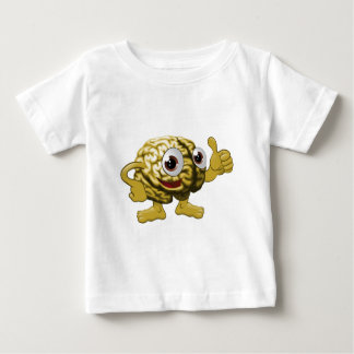 Brain cartoon character illustration tshirt