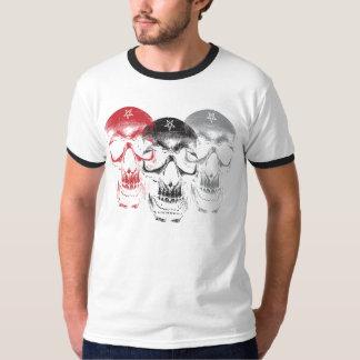 BRAIN CASE ringer T-Shirt