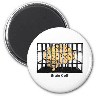 Brain Cell Magnet