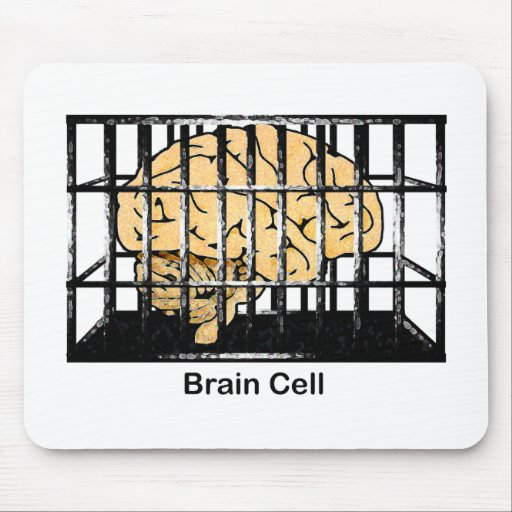 Brain Cell Mouse Pad