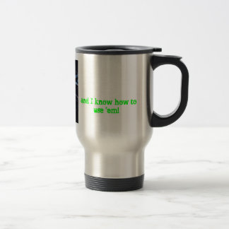 Brain Cells Travel Mug