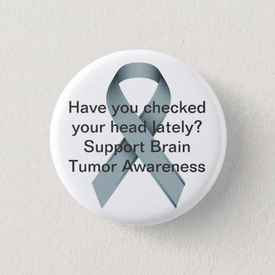 Brain Check Button