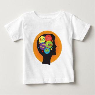 Brain Child Baby T-Shirt