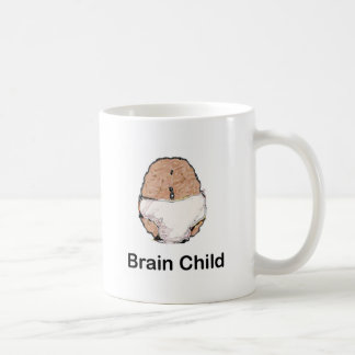 Brain Child Coffee Mug