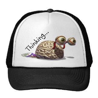 Brain Crawl Mesh Hats