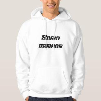 Brain damage pullover